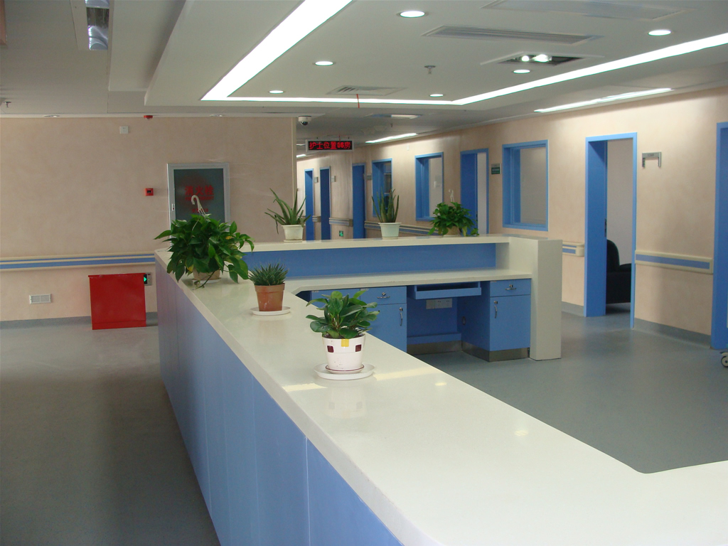同济医院内部