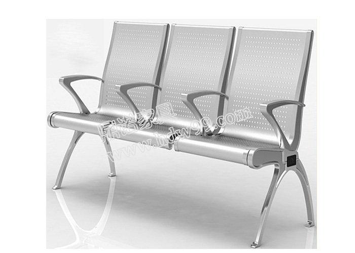 钢制医院等候椅